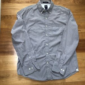 GAP fitted men's dress shirt
